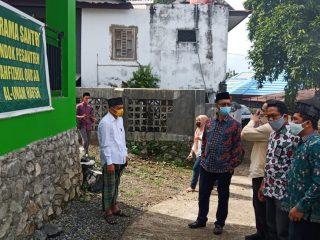 Kunjungan Tim Verifikasi Penyelenggara Pendidikan Kesetaraan Bidang PD Pontren Kemenag Sulsel